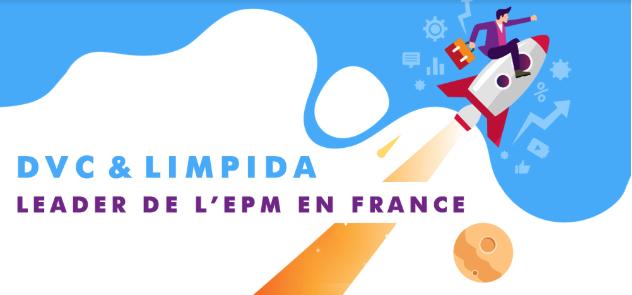 DVC & Limpida : leader de l'EPM en France